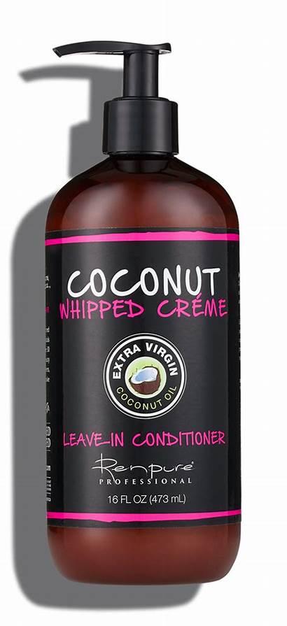 Leave Conditioner Coconut Whipped Renpure Cream Creme