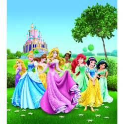 Papier Peint Chateau Disney by Papier Peint Xl Ch 226 Teau Au Printemps Princesse Disney