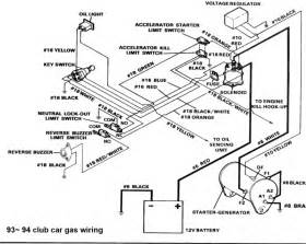 similiar 86 club car wiring diagram keywords 86 91 club car gas wiring shematic