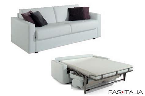 Divano Letto Ecopelle - divano letto medio ecopelle