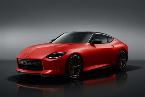 No changes: 400Z design you see now is final | Practical ...