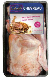 cuisiner le chevreau viande de chevreau pour la grande distribution loeul et piriot