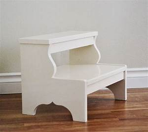 Ana White Easy Vintage Step Stool - DIY Projects