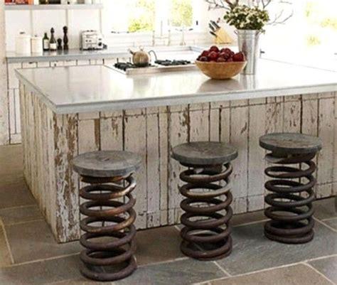 meuble cuisine occasion le mobilier industriel se veut tendance