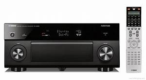Yamaha Rx-a2020 - Manual - Audio Video Receiver