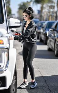 Lucy, Hale, In, A, Black, Leggings, Was, Seen, Out, In, Los, Angeles, 02, 16, 2020, U2013, Celebsla, Com
