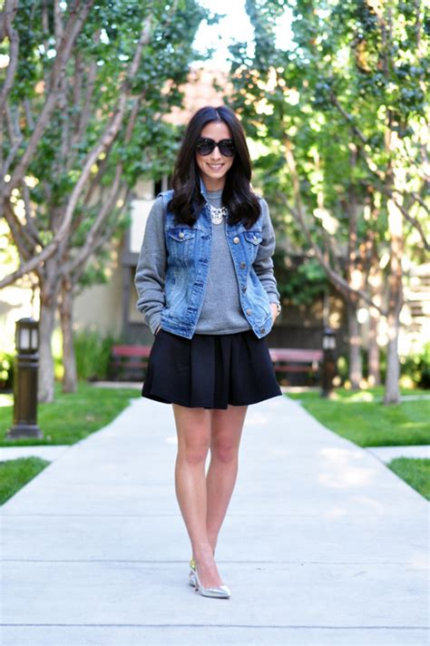 How to Wear a Denim Vest for Any Occasion | more.com