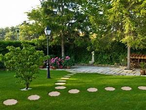amenagement allee de jardin types et idees interessants With idees d amenagement de jardin