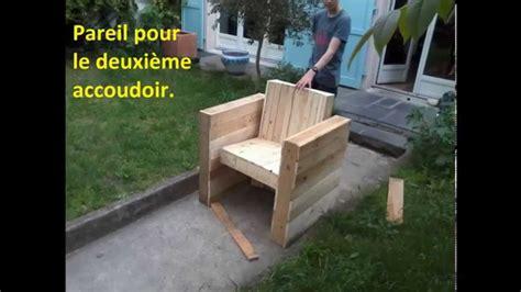 chaise longue palette facile fabriquer votre fauteuil de jardin intérieur en