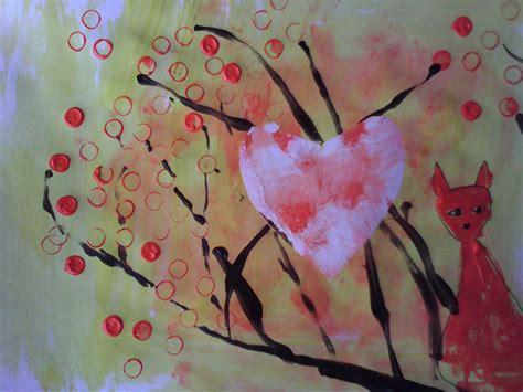 peinture sur toile debutant faire une peinture facile 7 ans