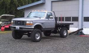 1994 Ford F250 Flatbed