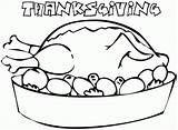 Printable Coloring Pages Thanksgiving Clipart Colouring Cliparts Turkey Preschool Library Clip Popular Coloringhome sketch template