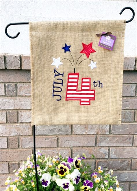4th of july garden flags fourth of july garden flags 7362