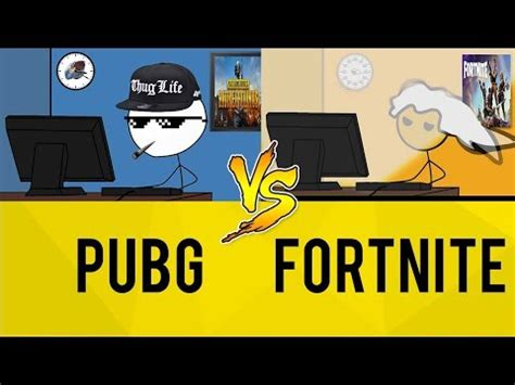 pubg gamers  fortnite gamers