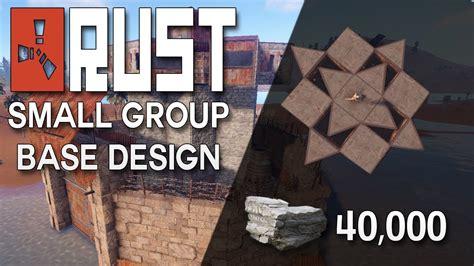 rust base trio stone duo building