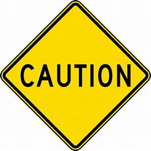 Caution Sign by SafetySign.com - X5875