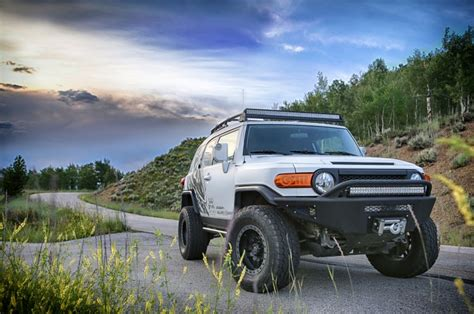 shop fj cruiser front bumpers  add offroad