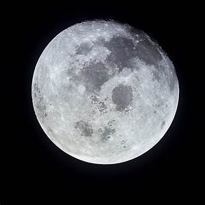 Full Moon Photographed From Apollo 11 Spacecraft   NASA