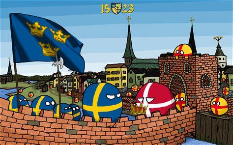 stockholm  polandball