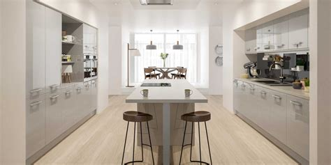 Gloss Kitchen Decor Ideas by Woodbury Platinum Symphony Kitchens Kitchens In 2019