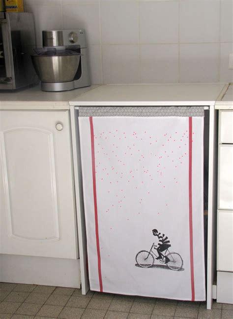 cache rideau cuisine rideau de cuisine d 39 après torchon cuisine