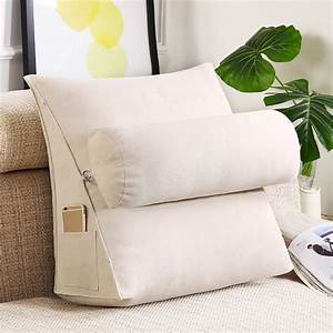 Sofa, Bed, Rest, Reading, Pillow, Back, Support, Pillow