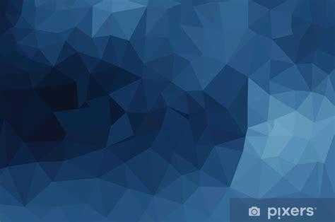 blue geometric pattern triangles background laptop