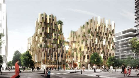 Kengo Kuma & Associates Design Eco-luxury Hotel in Paris