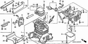 honda engines gx31 stw2 engine jpn vin gcag 1000001 to With diagram of honda engine parts gx31 ta2a engine jpn vin gcag