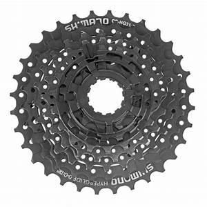 Cassette 8 Vitesses : cassette shimano altus hg31 8v 11 32 dents sur ultime bike ~ Louise-bijoux.com Idées de Décoration