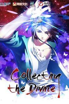 read collecting  divine manga
