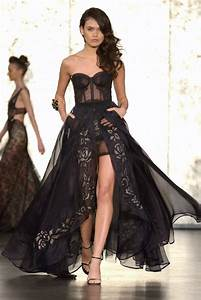Robe De Mariée Noire : robes de mari e noire le son de la mode ~ Dallasstarsshop.com Idées de Décoration