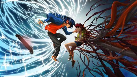 anime gamer girl wallpaper  images