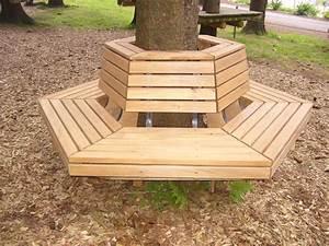 Bank Um Baum : pin terrasse baum on pinterest ~ Eleganceandgraceweddings.com Haus und Dekorationen