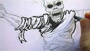 Eddie Iron Maiden Drawing   www.pixshark.com - Images ...