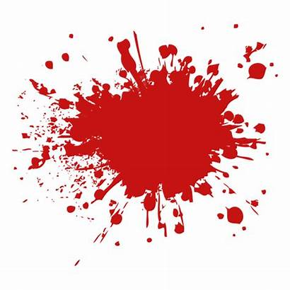 Blood Pool Sangre Gota Svg Transparent Sangue
