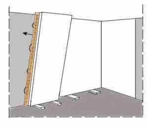 Doublage De Murs Intérieurs : bricolage am liorer l 39 isolation thermique int rieure d ~ Premium-room.com Idées de Décoration