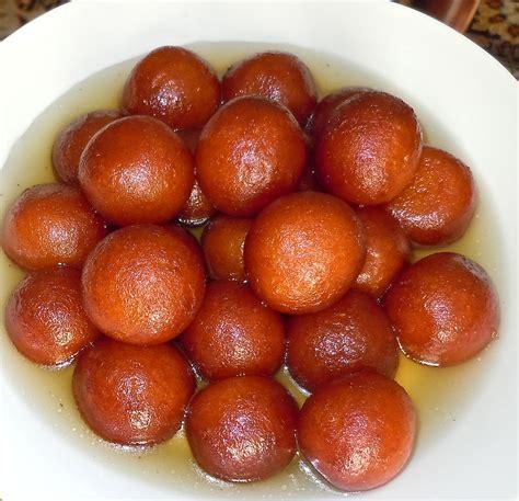 indian cuisine starters gulab jamun recipe