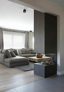 parquet gris salon simple les meilleures ides de la With tapis de sol avec canapé convertible moderne