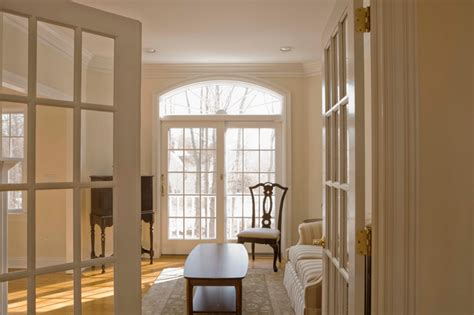 French Doors  Modern  Living Room  Sacramento By