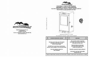 Masterbuilt 30  U2013 Car Wiring Diagram