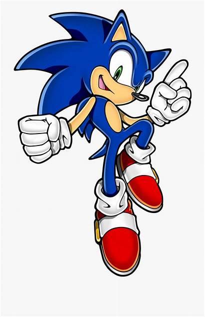 Hedgehog Sonic Clipart Advance Tale Cartoon Transparent