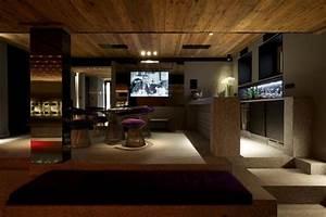 Bar De Salon Moderne : chalet montagne cyanella aux alpes fran aises meg ve ~ Teatrodelosmanantiales.com Idées de Décoration
