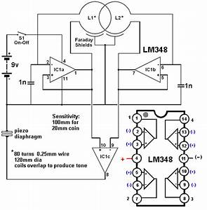 basic circuitry of metal detection kevini pinned metal With printed electronic circuits energize paperboard packaging packaging