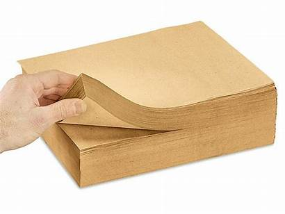 Paper Kraft Sheets Lb Uline Wrap