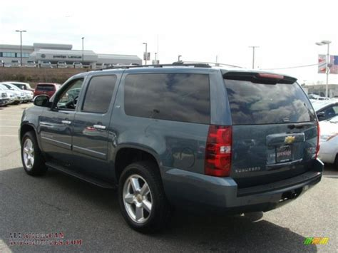 2008 chevrolet suburban 1500 ltz 4x4 in blue granite