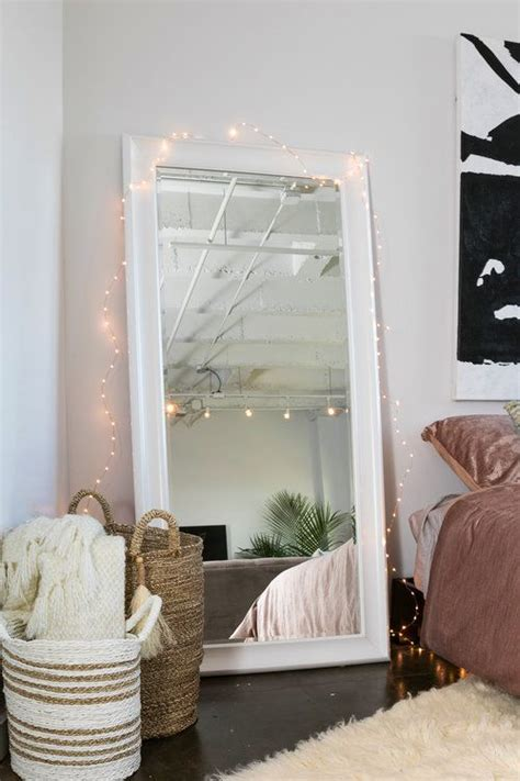 floor mirror with lights 15 chic ways to rock a floor mirror in your home shelterness
