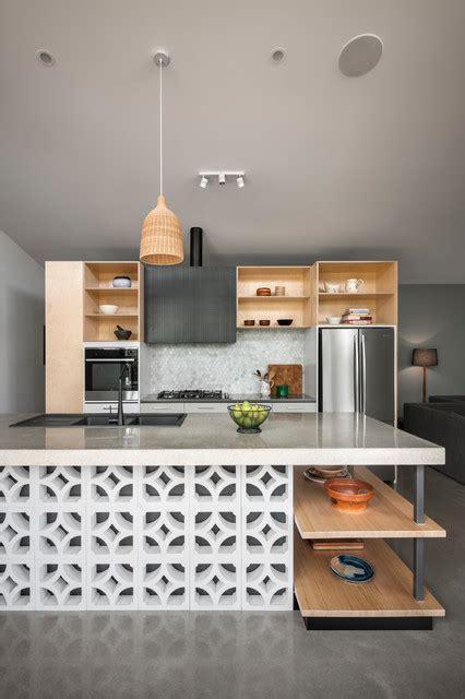 kool haus contemporary kitchen adelaide  sw