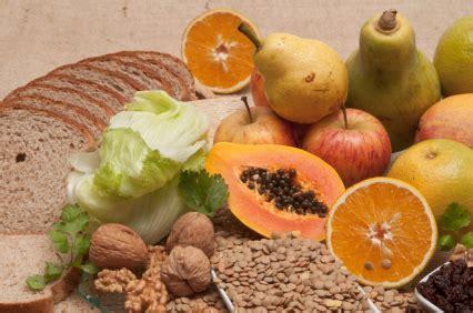 high fiber foods list commonsensehealthcom