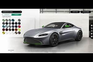 Nouvelle Aston Martin : configurez votre nouvelle aston martin vantage actualit automobile motorlegend ~ Maxctalentgroup.com Avis de Voitures